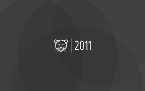 Pardus 2011 with logo by h2okerim
