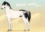 Akhal-Wari Import 48 by soulswitch