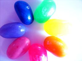 Jelly Belly Jelly Rainbow by MateaLoncar
