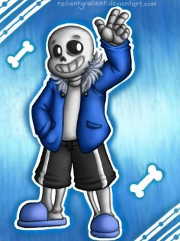 Sans by RadiantGradient