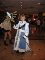 Anime Boston 2011- Fai by MoonHunter02