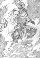 THOR PENCILS 2014 by barfast