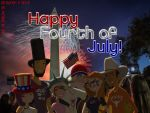 Happy Fourth of July 2015 by daanton