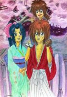 himura family by eve1789