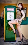 The Pinup by Cecalv-Photo