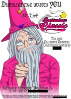 Dumbledore Poster by Raire