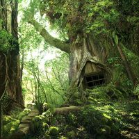 Ancient Echoes by ForestGirl