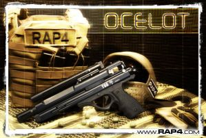 Weapon of the week- Ocelot by RealActionPaintball