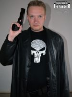 The Punisher (STOCK) 7 by Joran-Belar