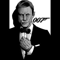 Bond...James Bond ! by Spidertof