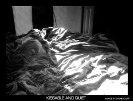 Kissable and Quiet by bodegas