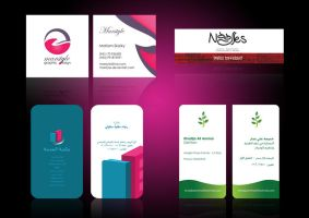 Business Cards by marstyle