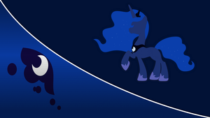 Princess Luna Wallpaper [Series 3] by Mateo-theFox