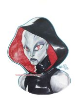 Assaj Ventress by theCHAMBA