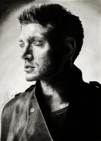 Jensen Ackles by floluxes