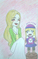 A warm memory of a mother... by Girl-In-Disorder