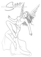 Naked Angels 4 by sitao