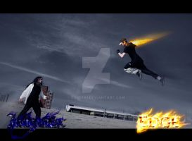 Judgement Vs Edge - Flame... by EdgeFx1