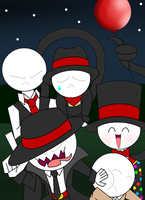 Enderman Kids by ITZELDRAG108