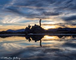 Sand Harbor sunset150530-21 by MartinGollery