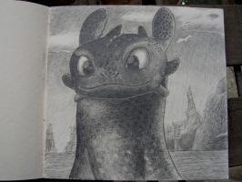 Toothless by THB886