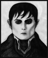 Barnabas Collins close-up by michelleable