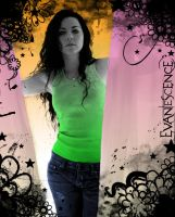 Amy in colors... by reavel