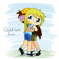 Good Luck, Duck by GeoffNET