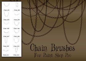 Chain Brushes PSP by zememz