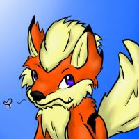 arcanine by Spanish-Scoot
