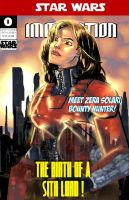 Star Wars Immolation #0 official cover by Atlas0