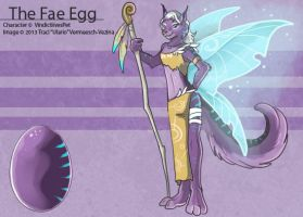 The Fae Egg by Ulario
