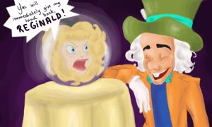 Hatter Ghost Part2 by Kmou