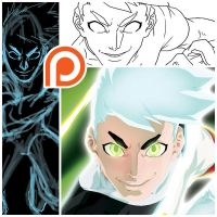 Danny Phantom - preview by theCHAMBA