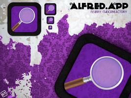 Alfred Flurry Icon by geoturk
