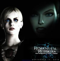 Resident Evil: Retribution by Val8