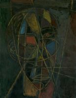 Wire Head. 1997 by Yudaev
