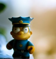 Chief Wiggum by myyearinlists