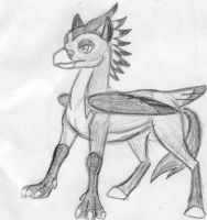 Hippogriff by Dinoboy134