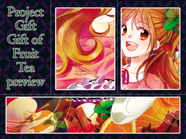 Project Gift: preview by Fuugen