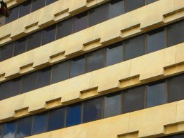 1970s Architecture Close-Up by ryanthescooterguy
