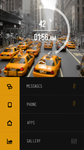 The yellow cab by afndsgn