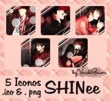 SHINee Iconos by verderawr