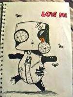 Love me by badmickis