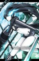 Black Rock Shooter REDUX by Kamaniki