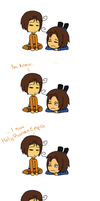 Sarcasm and Wasted Sympathy - Hetalia Comic by RedwallChick1303