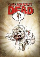 THE WALKING RABBIT DEAD by Vinz-el-Tabanas