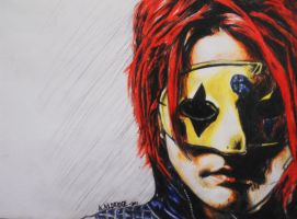 Gerard Way. by lovelyalex3