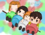 F4 no Dango by Shaori90