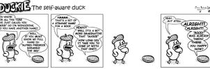 Duckie the Self Aware Duck 41 by CptMunta